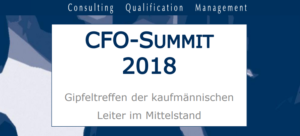 CFO-Summit 2018